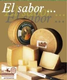 Brânză Manchego Peñalajo