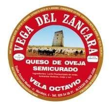 Brânză Semicured Vega del Záncara