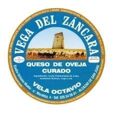Brânză vindecat Vega del Záncara