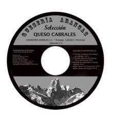 Cabrales brânză Pepe Bada, Selección Cabrales