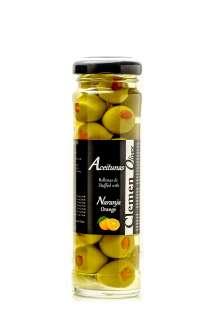 Măsline Clemen, Olives-Naranja