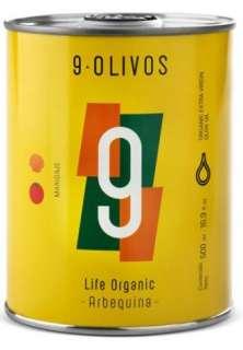 Ulei de măsline 9-Olivos, Arbequina