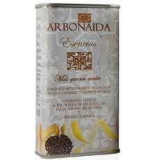 Ulei de măsline Arbonaida, Esencias Tedeum
