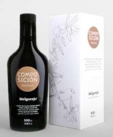 Ulei de măsline Melgarejo, Premium Composición