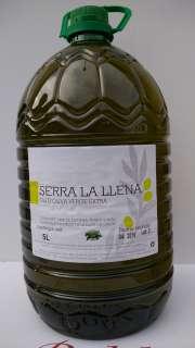 Ulei de măsline Serra la Llena