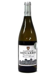 Vin alb Castillo Monjardín Chardonnay Fermentado en Barrica