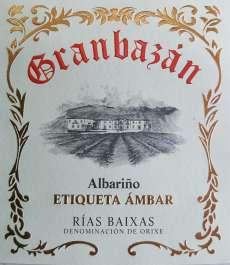 Vin alb Granbazan Etiqueta Ambar