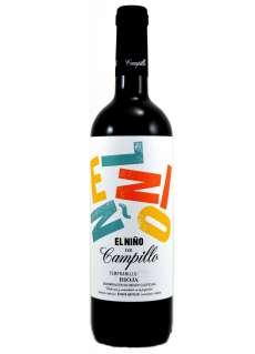 Vin roșu El Niño de Campillo