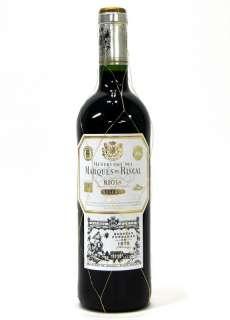 Vin roșu Marqués de Riscal