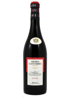 Vin roșu Sierra Cantabria Cuvee Especial