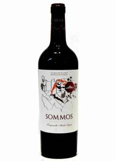 Vin roșu Sommos Varietales Tinto