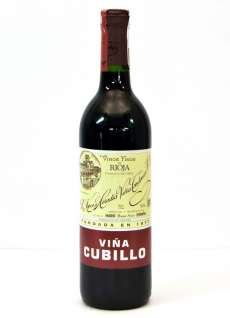 Vin roșu Viña Cubillo